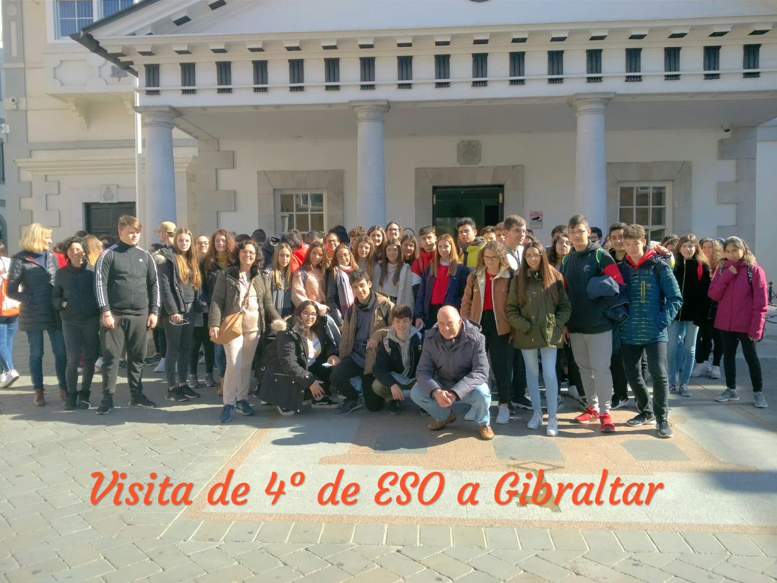 Imagen de la noticia: Visita a Gibraltar