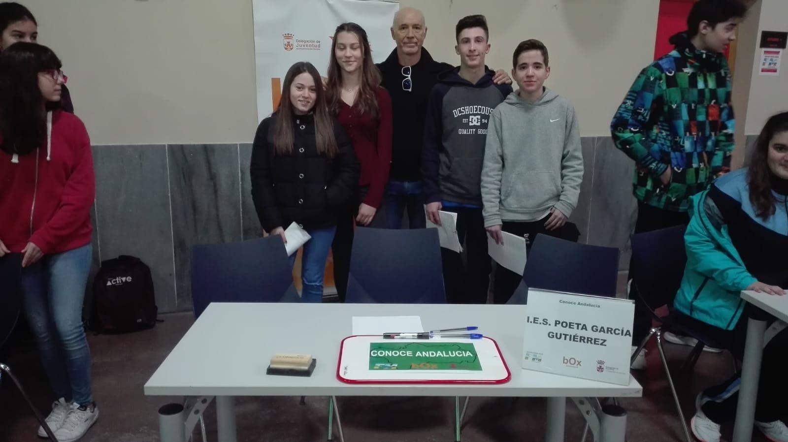 Imagen de la noticia: Concurso conoce Andalucía