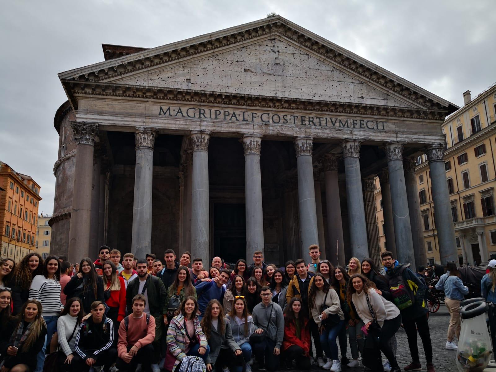 Imagen de la noticia: Viaje a Italia