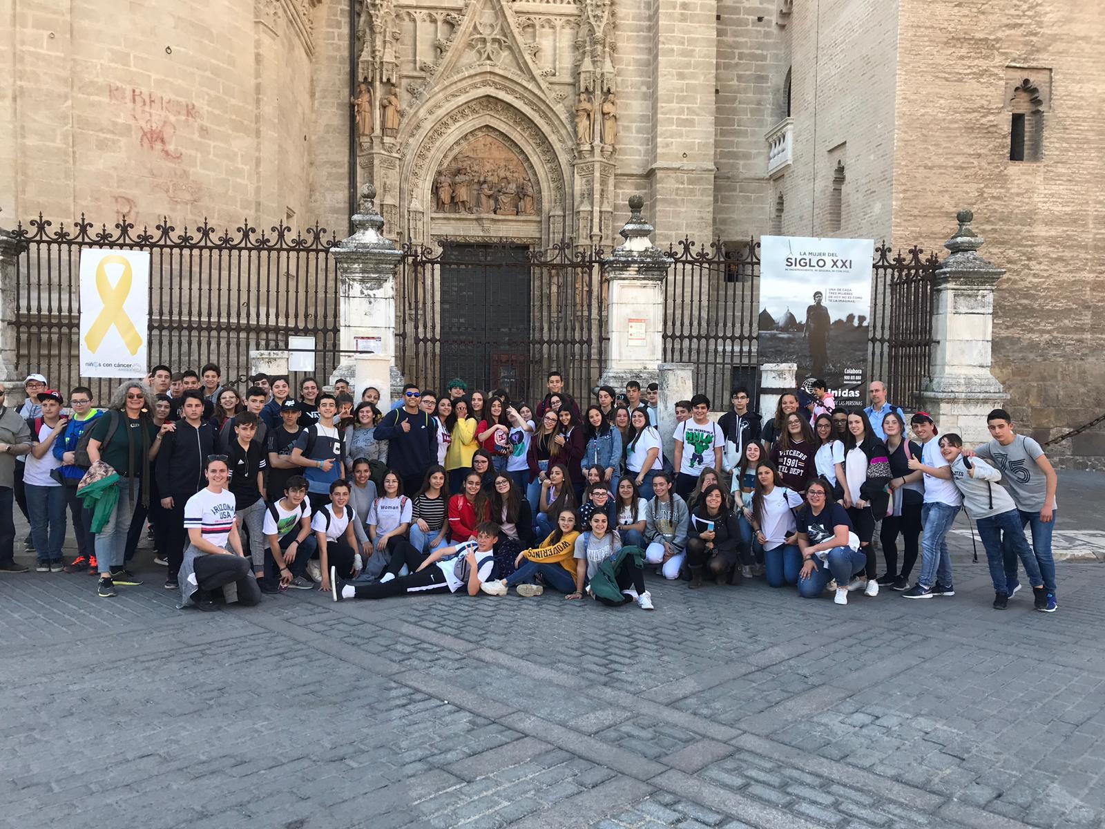 Imagen de la noticia: Visita a Sevilla