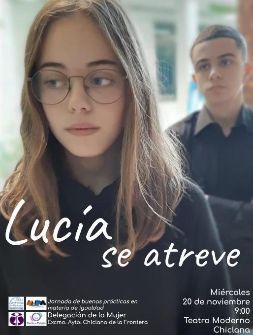 Imagen de la noticia: Teatro: Lucía se atreve [Actualizado]