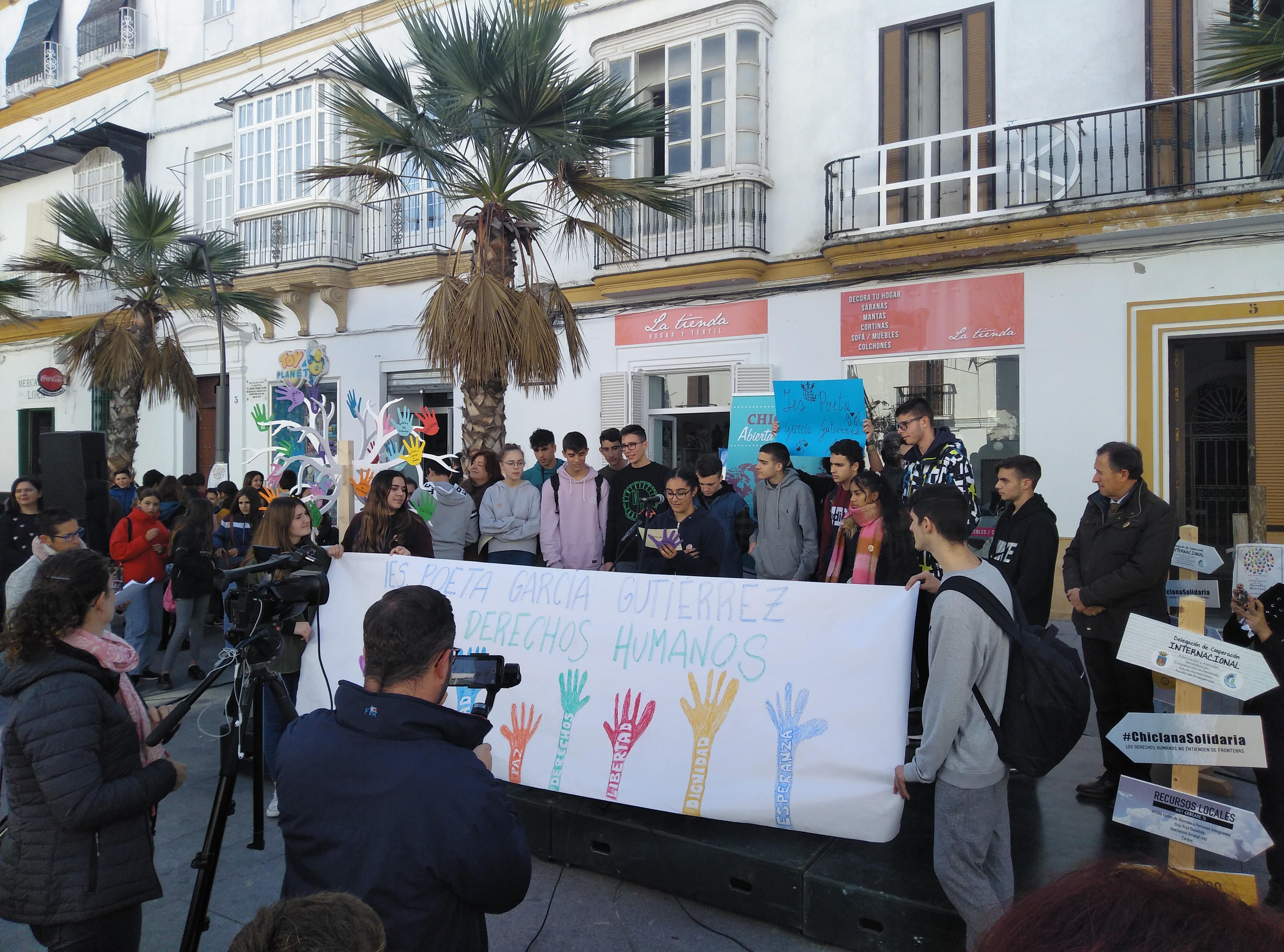 Imagen de la noticia: Conmemoración día Internacional Derechos Humanos [Actualizado]